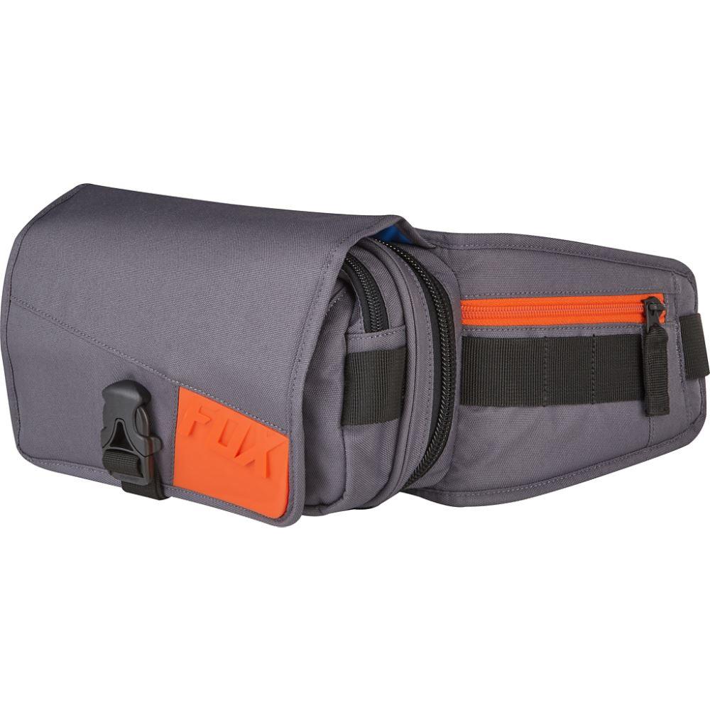 Fox - 2018 Deluxe Toolpack Grey/Orange сумка поясная, серо-оранжевая