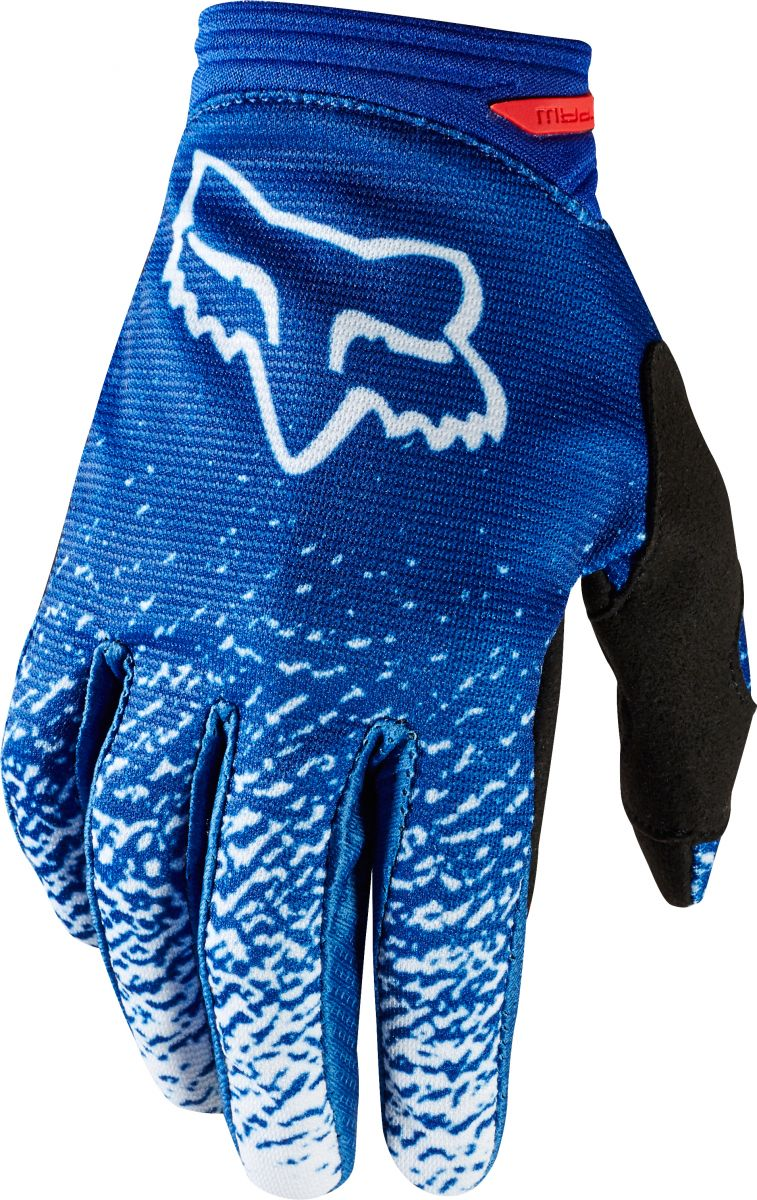 Fox - 2018 Dirtpaw Womens Blue перчатки женские, синие