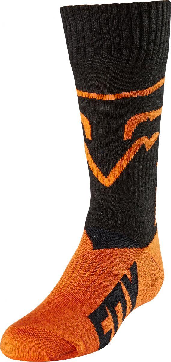 Fox - 2018 Mastar MX Socks Youth Orange носки, оранжевый