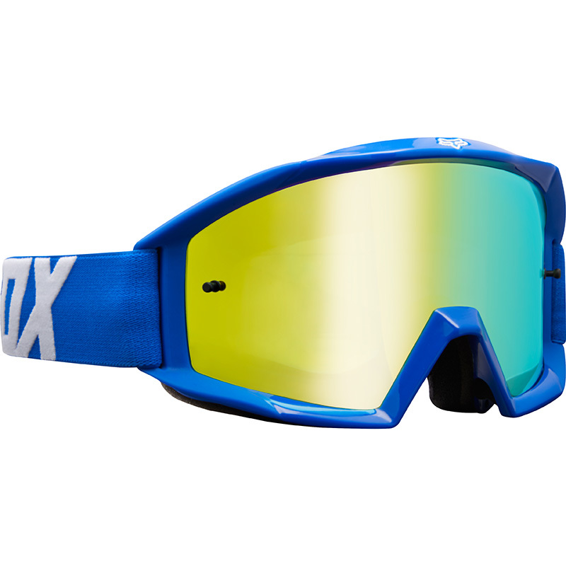 Fox - 2018 Main Race Youth Blue очки подростковые, синий
