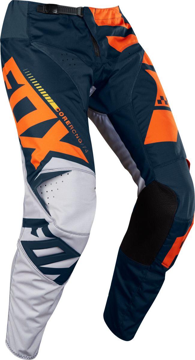 Fox - 2018 180 Sayak Youth Pant Orange штаны подростковое, оранжевые