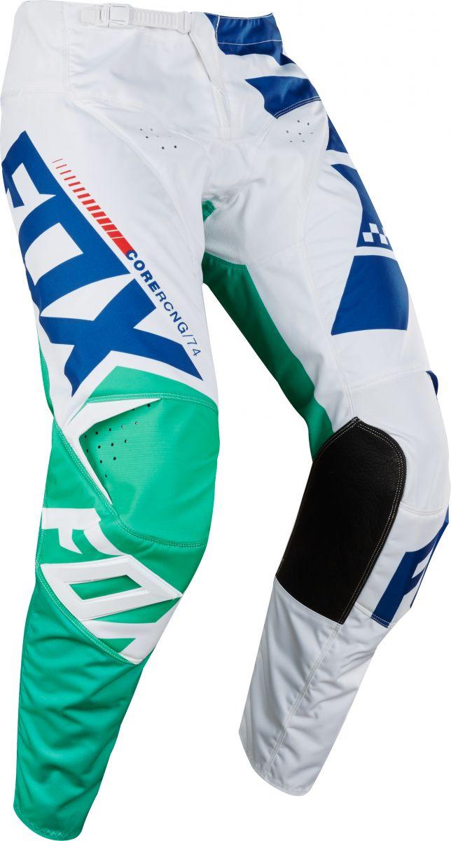 Fox - 2018 180 Sayak Youth Pant Green штаны подростковые, зеленые