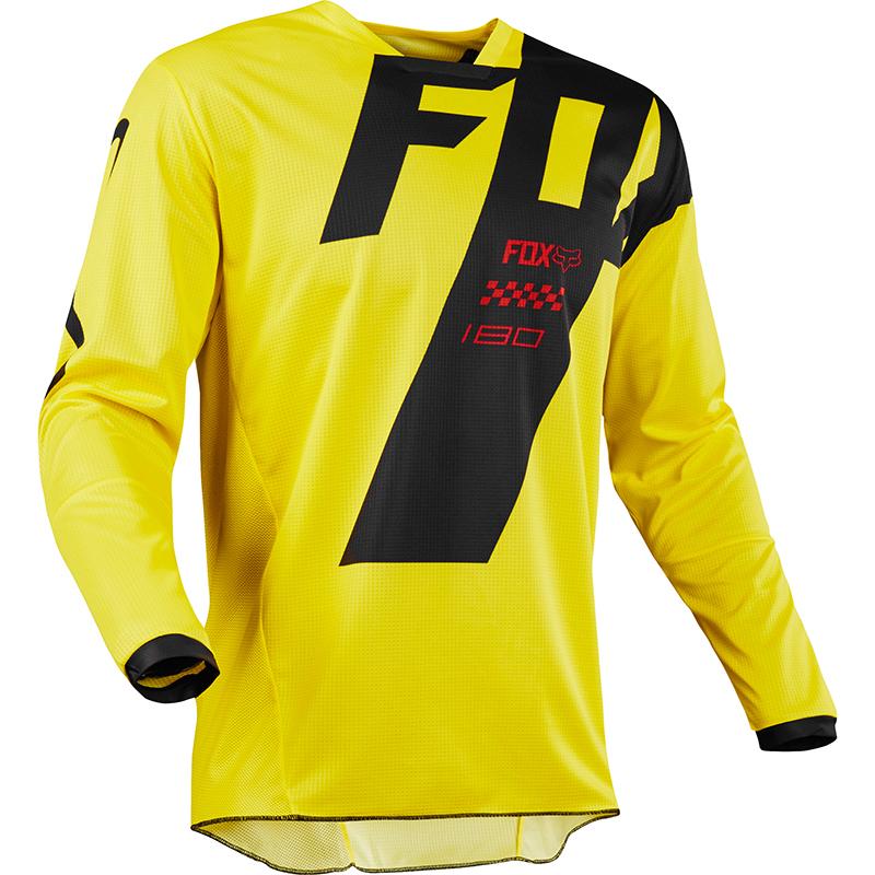 Fox - 2018 180 Mastar Youth Jersey Yellow джерси подростковое, желтое