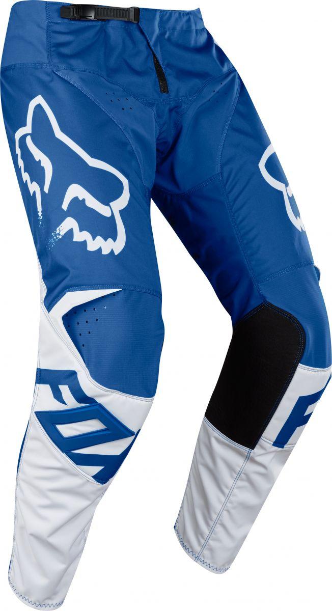 Fox - 2018 180 Race Youth Pant Blue штаны подростковые, синие