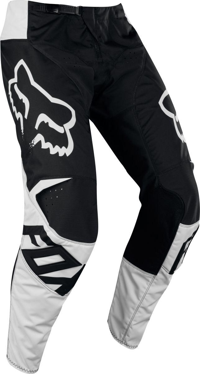 Fox - 2018 180 Race Youth Pant Black штаны подростковые, черные