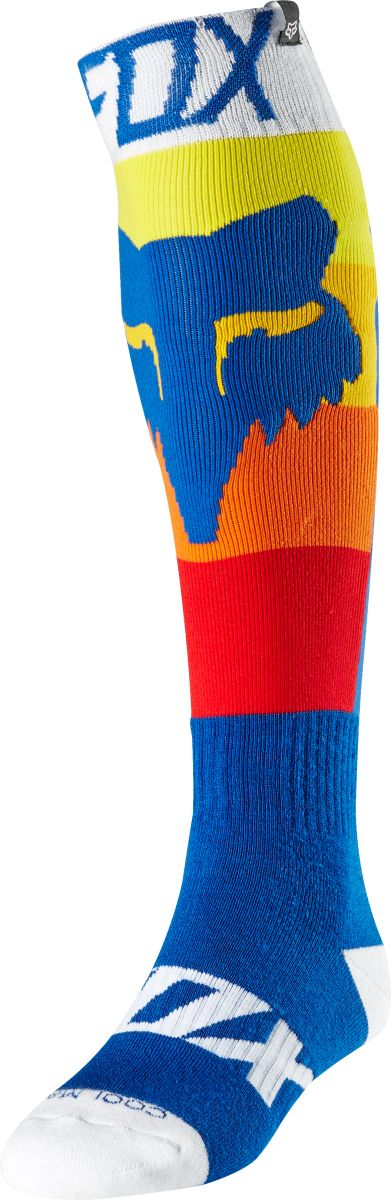 Fox - 2018 Coolmax Thin Socks Draftr Blue носки, синий