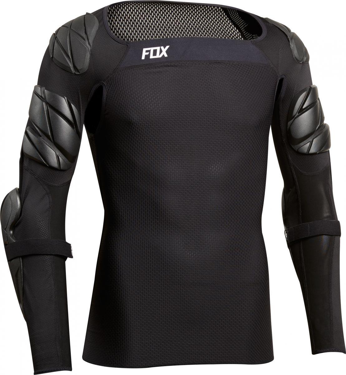 Fox - Airframe Pro Sleeve CE Black защитное джерси, черный