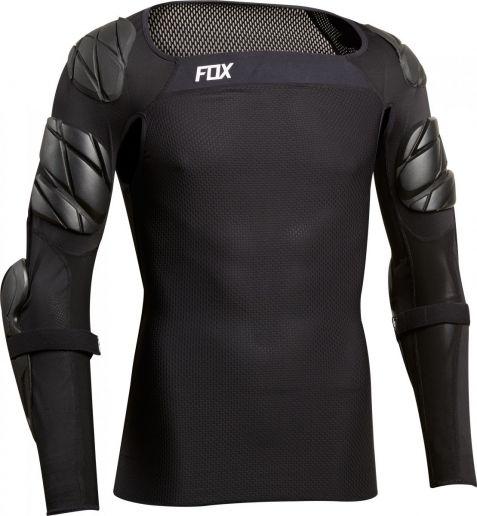 Fox Airframe Pro Sleeve CE Black защитное джерси, черный