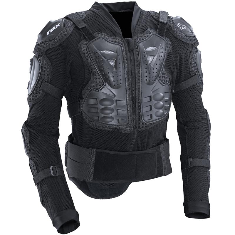 Fox - 2018 Titan Sport Jacket Black жилет защитный, черный