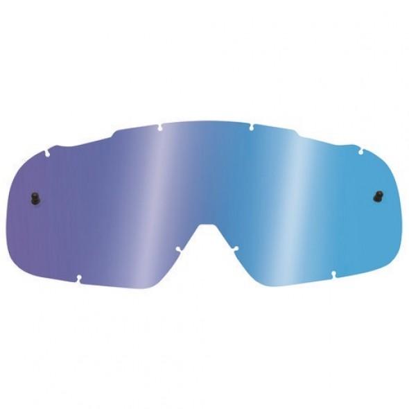 Fox - 2018 Main Lenses Spark Blue линза зеркальная, синяя