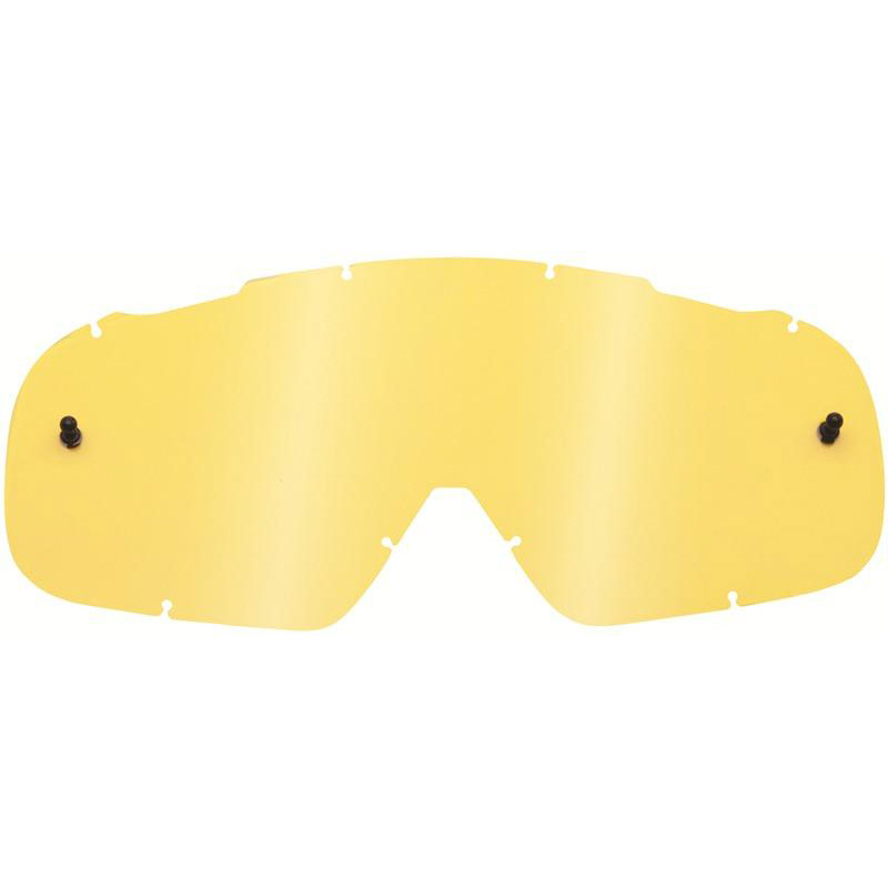 Fox - 2018 Main Lenses Yellow линза, желтая