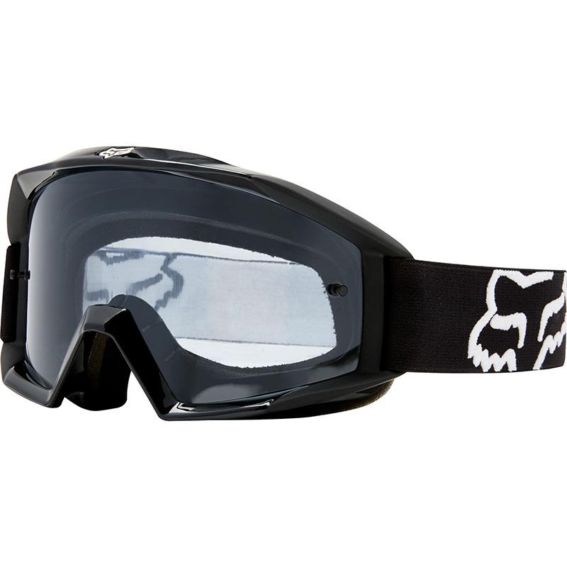 Fox - 2018 Main Sand Matte Black/Grey очки, черно-серые матовые