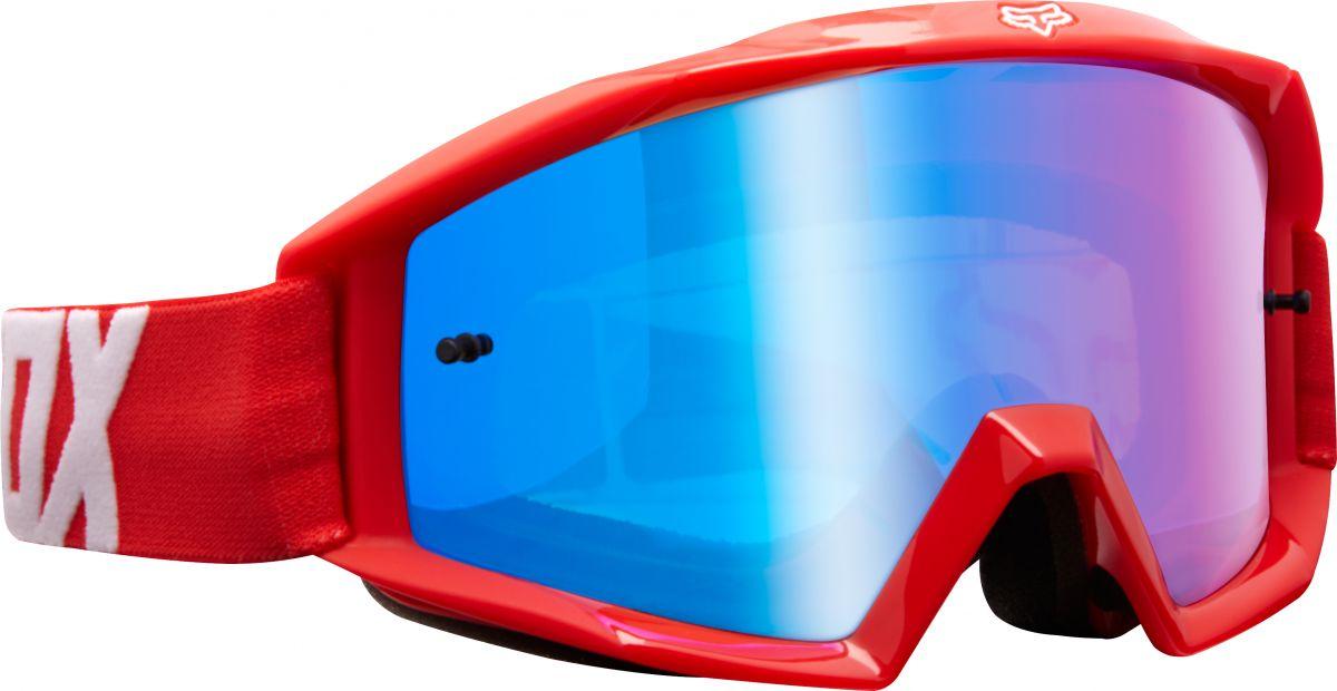 Fox - 2018 Main Race Red очки, красные