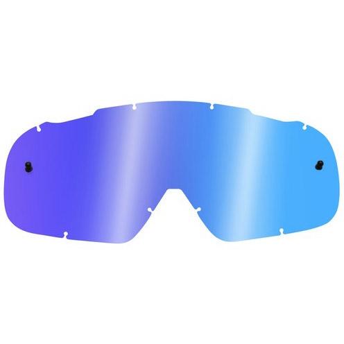 Fox - 2018 Air Space Lenses Blue Spark линза зеркальная, синий