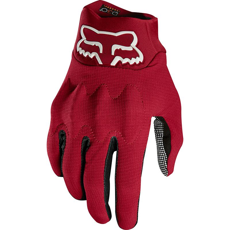 Fox Bomber LT Red перчатки, красные
