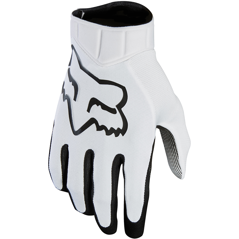 Fox - 2018 Airline Race White перчатки, белые