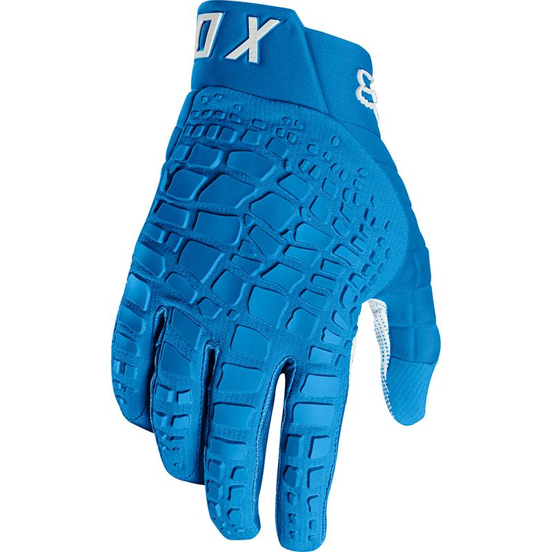 Fox - 2018 360 Grav Blue перчатки, синие