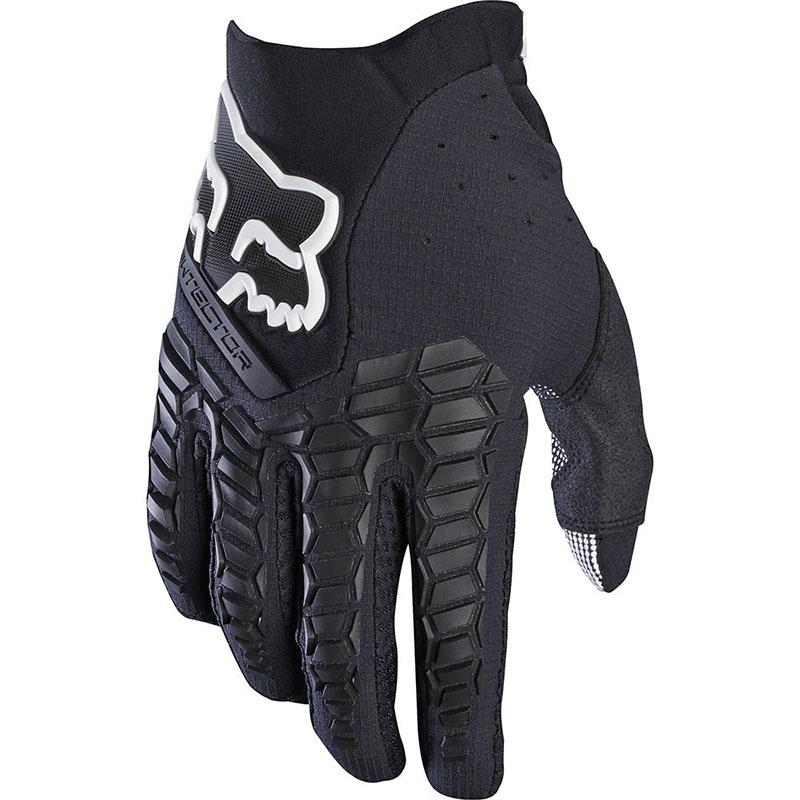 Fox - 2018 Pawtector Black перчатки, черные