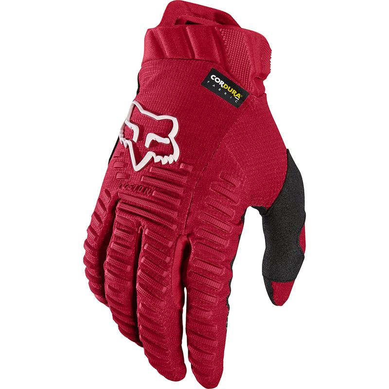 Fox - 2018 Legion Dark Red перчатки, красные