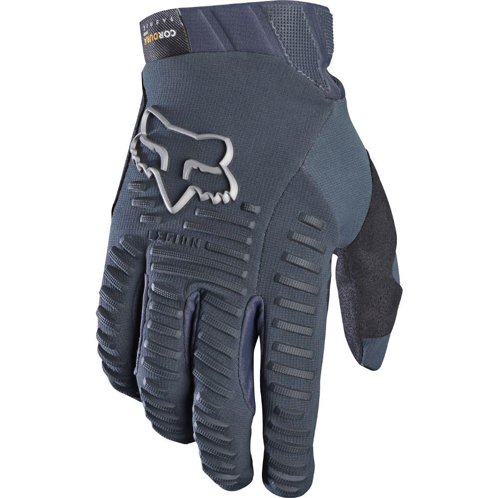 Fox - 2018 Legion Charcoal перчатки, серые
