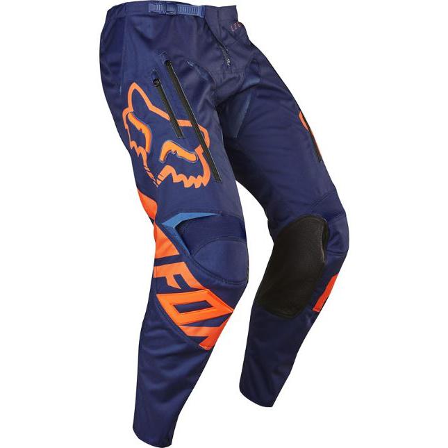 Fox - 2018 Legion LT Offroad штаны, синие