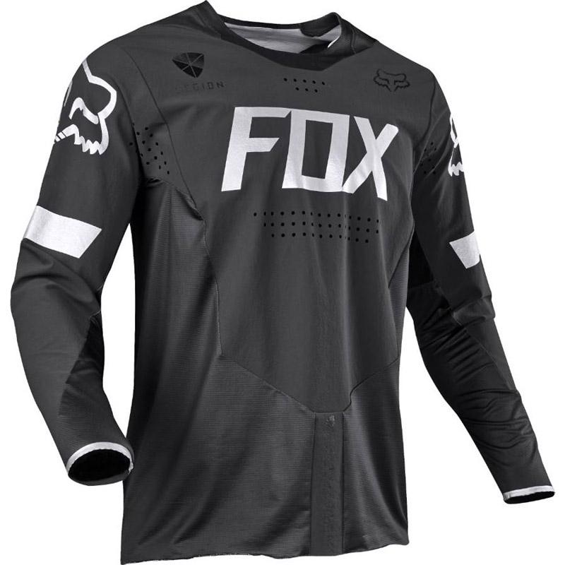 Fox - Legion Offroad джерси, темно-серое