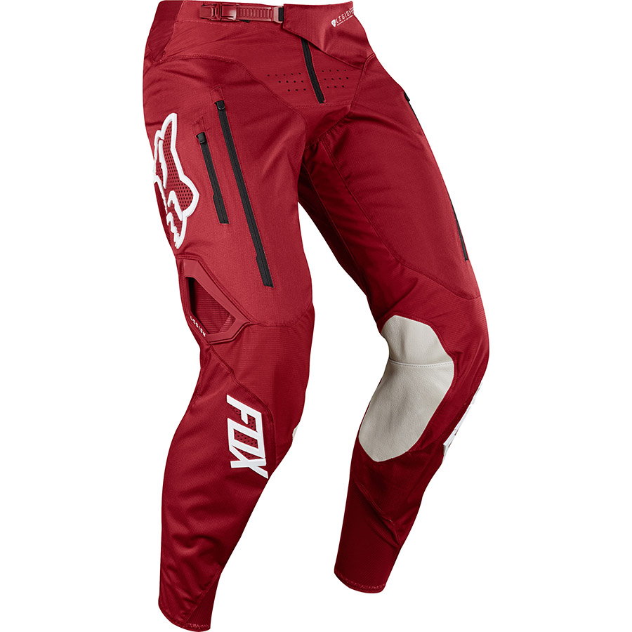 Fox - Legion Offroad Dark Red штаны, темно-красные