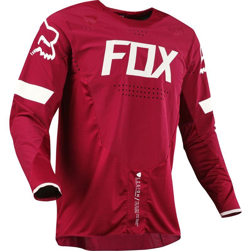 Fox Legion Offroad Dark Red джерси, темно-красное