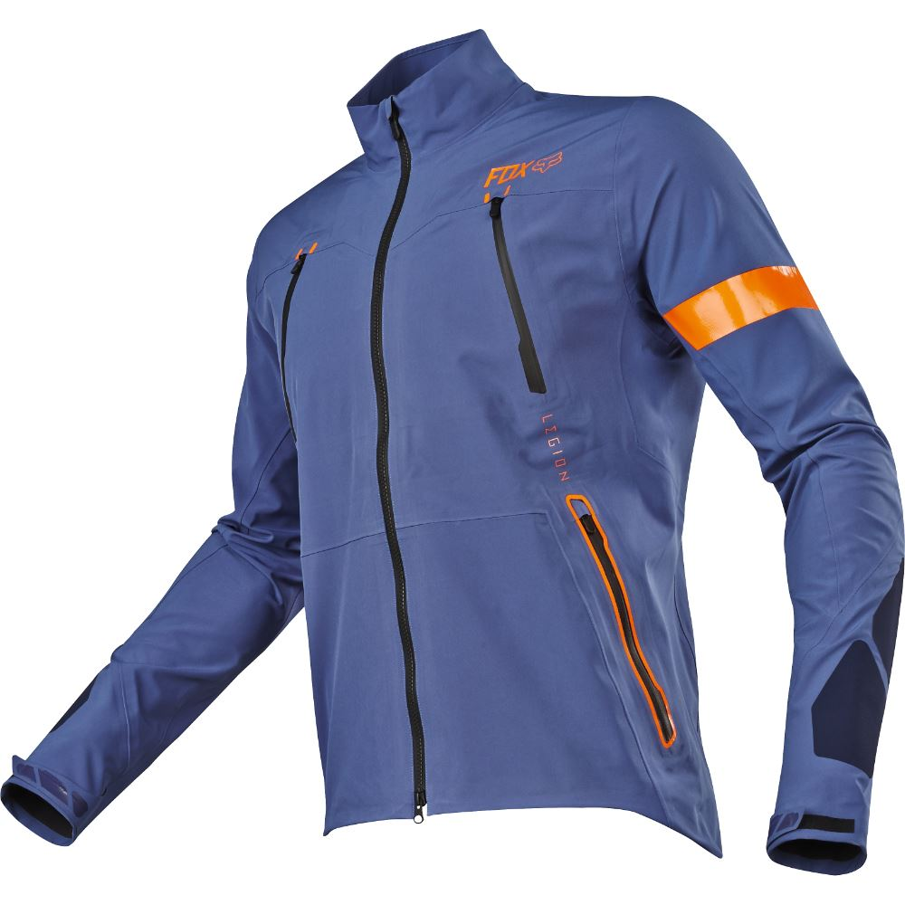 Fox Legion Downpour куртка, синяя