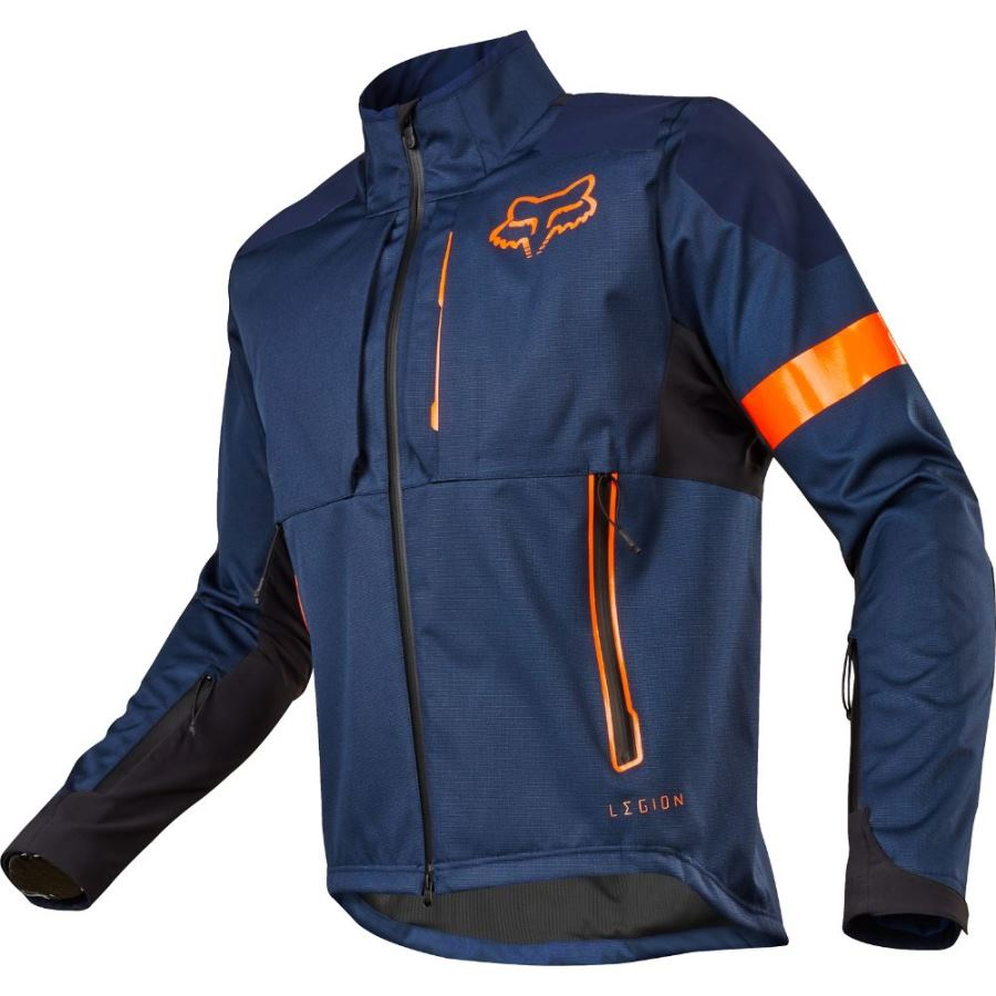 Fox Legion Offroad Jacket Navy куртка, синяя