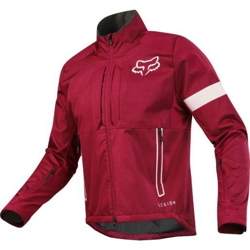 Fox Legion Offroad Jacket Dark Red куртка, темно-красная