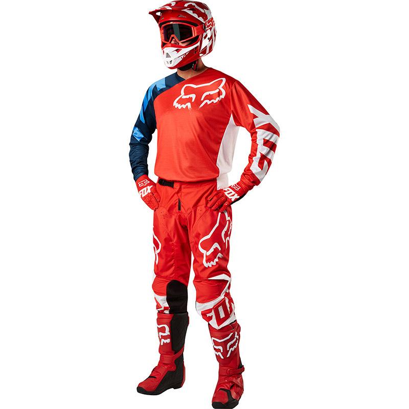 Fox - 2018 180 Race Red комплект джерси и штаны, красный
