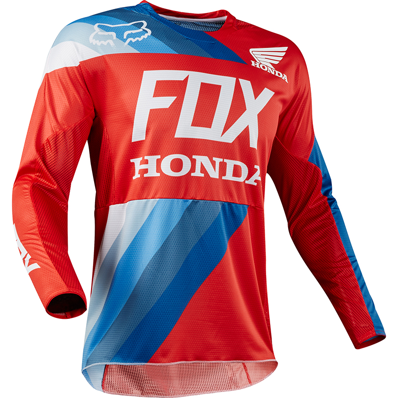 Fox - 2018 360 Honda Red джерси, красное
