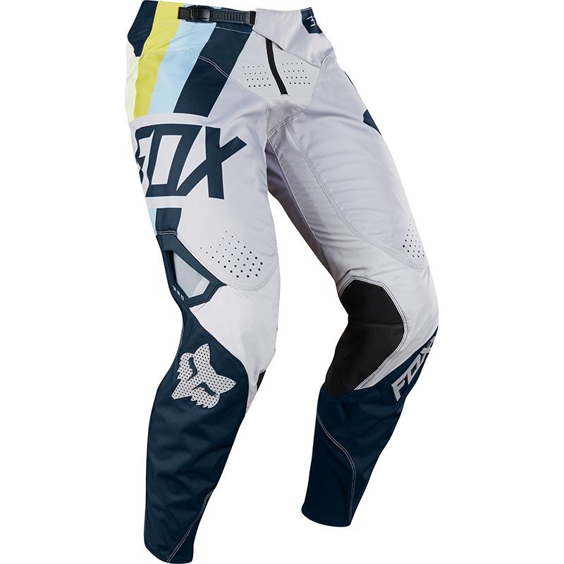 Fox 360 Draftr LT Grey штаны, светло-серые