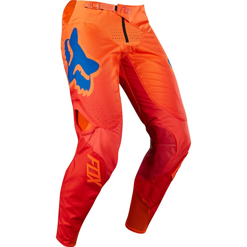 Fox - 2018 360 Viza Orange штаны, оранжевые