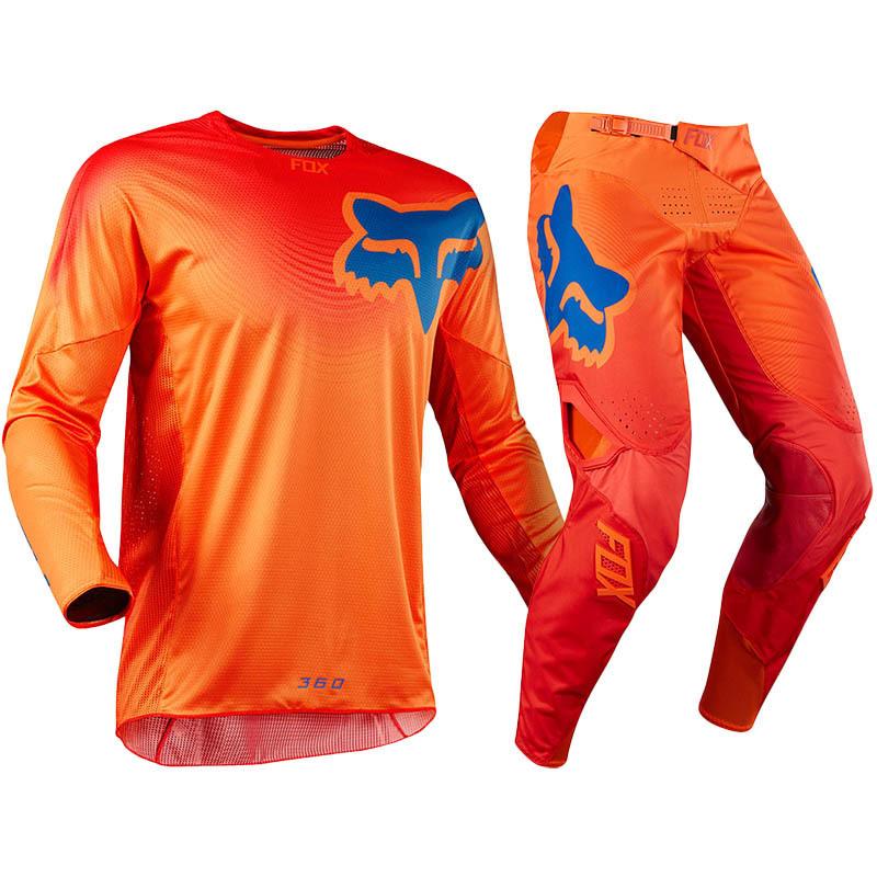 Fox Racing 2018 360 VIZA PANT ORANGE 32 19421-009-32