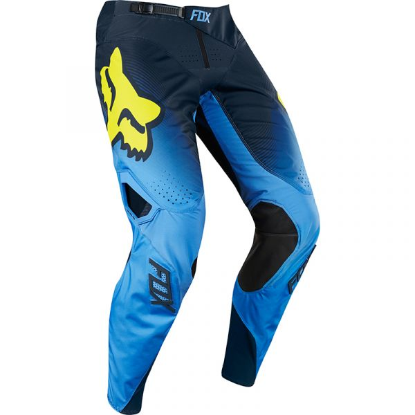 Fox - 2018 360 Viza Blue штаны, синие