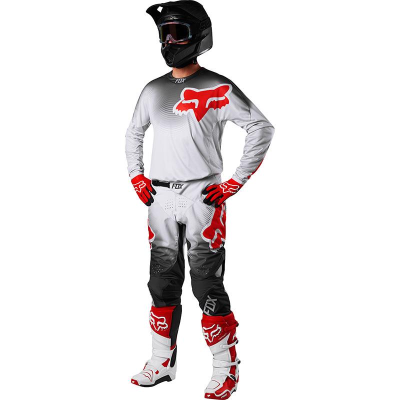 Fox - 2018 360 Viza Grey комплект джерси и штаны, серый