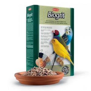 Био-песок Padovan Biogrit для декоративных птиц 700гр