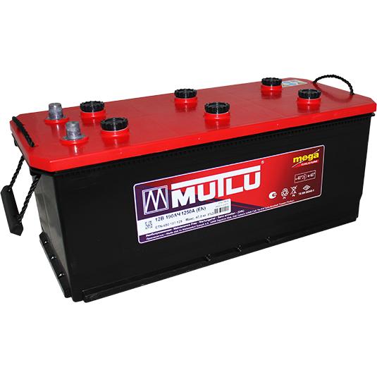 Аккумулятор MUTLU SILVER 190 (1250) п.п. ( + - )