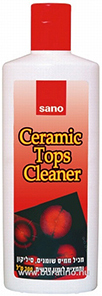 Sano Ceramic Stove Tops Средство для чистки и ухода за стеклокерамическими плитами 300 мл