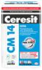 Клей для Плитки и Керамогранита 25кг Ceresit CM 14 Extra для Внутренних и Наружных Работ / Церезит СМ 14