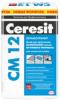 Клей для Напольной Плитки 25кг Ceresit CM 12 Керамогранит Крупного Формата / Церезит СМ 12