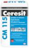 Клей для Мрамора и Мозайки 25кг Ceresit CM 115 Белый / Церезит СМ 115