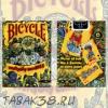 Карты Bicycle Зомби повседневная