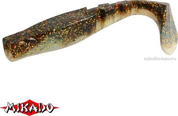 Купить Виброхвост Mikado Fishunter 2 съедобная резина 7.5 см. /цвет: 304 уп.=5 шт.