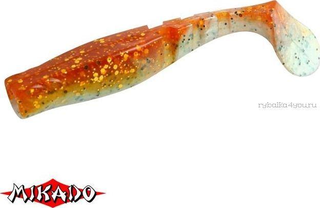 Купить Виброхвост Mikado Fishunter 2 съедобная резина 7.5 см. /цвет: 310 уп.=5 шт.