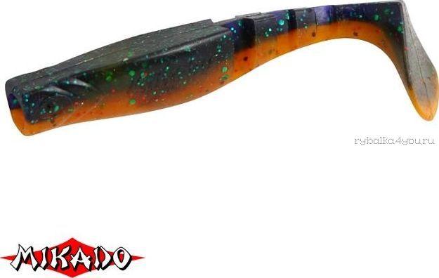 Купить Виброхвост Mikado Fishunter 2 съедобная резина 7.5 см. /цвет: 311 уп.=5 шт.
