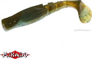 """Виброхвост Mikado Fishunter 2 """"съедобная резина"""" 7.5 см. /цвет:  316  уп.=5 шт."""