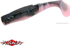 """Виброхвост Mikado Fishunter 2 """"съедобная резина"""" 7.5 см. /цвет:  326  уп.=5 шт."""